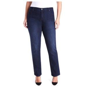Gloria Vanderbilt Amanda short jeans 24 w